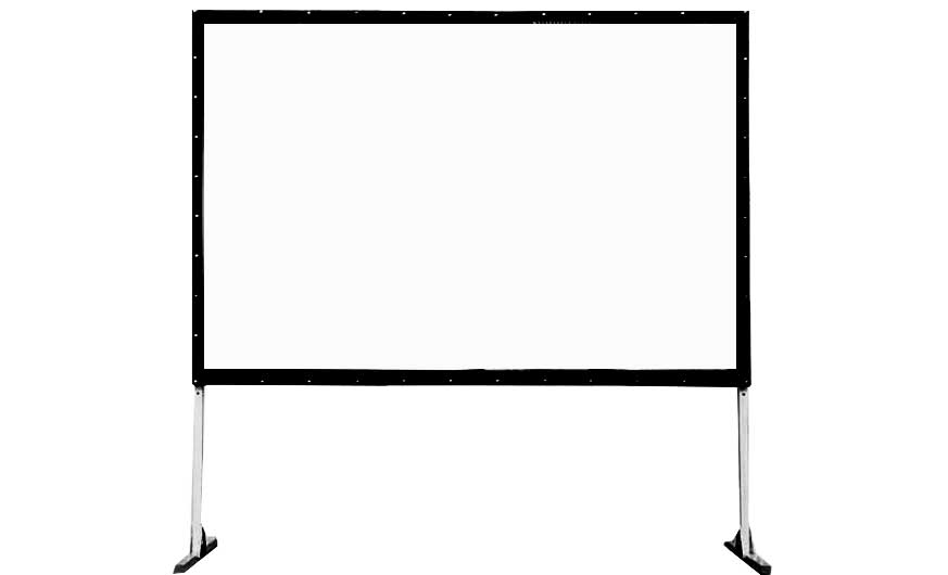 Fast fold screen